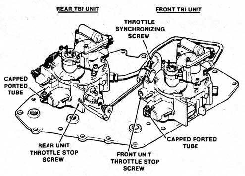 Tbi Diagram