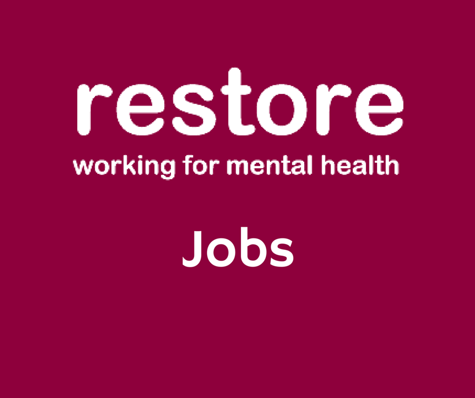 Recovery College Administrator (Part Time)