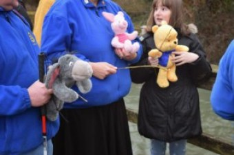 World Pooh Sticks Championships Need Volunteers