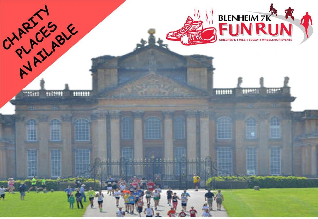 Blenheim 7k Places Available