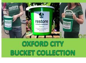 Oxford City Bucket Collection @ Oxford City Centre