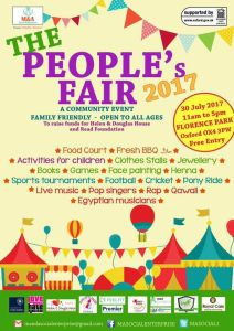 Restore unites with The People's Fair to celebrate city's diversity and mental health @ Florence Park