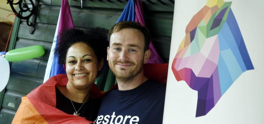 Join Restore and Oxfordshire Mental Health Partnership as we celebrate LGBTQIA+ life in Oxford