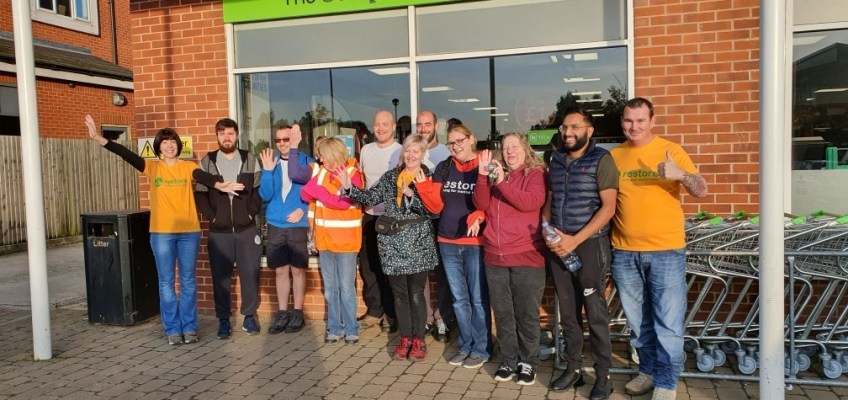 Changing Lives in Banbury: The Orchard