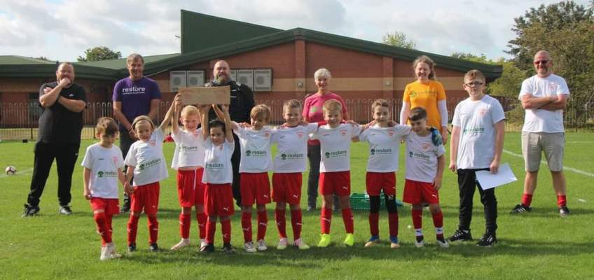 Didcot Boys smash fundraising target, and win hearts along the way