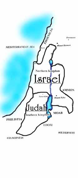 The Divided Kingdom of Israel