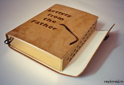 Biblie de piele crem5
