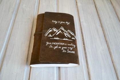 jurnal piele munti