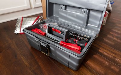 The Importance of Having a Good Tool Box for All Your Interior Design Projects