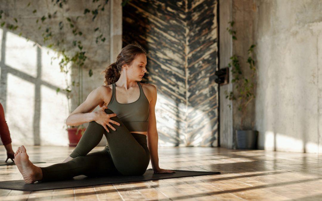 Intro to Yoga: Video 3