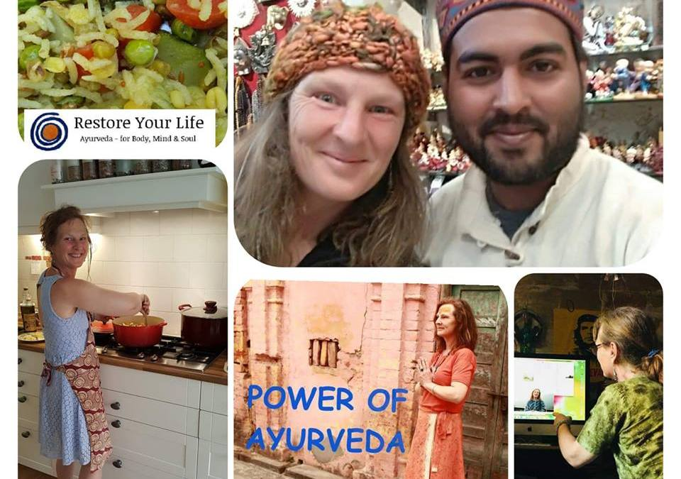NEW- INFORMATIVE VIDEO PRODUCTIONS, for body, mind, soul and ayurveda are in the making!