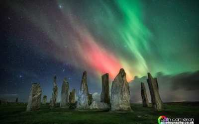 I am so honoured to go to magical Scotland for a group gathering and mission