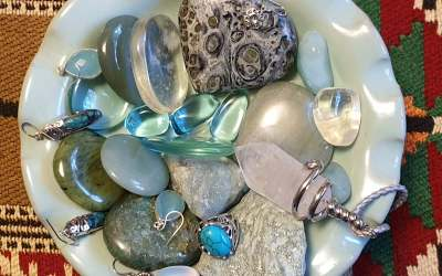 Let your crystals assist you to Restore Your Life