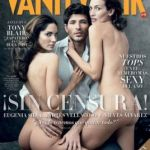 ¡Sin censura! Vanity Fair