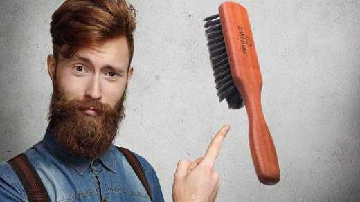 10 Best Beard Brushes Make Your Beard Look Amazing  Of 2020