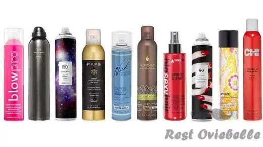 best hair spray for womens