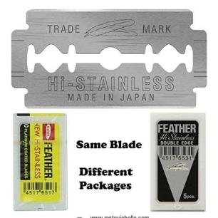best safety razor blades for beginner