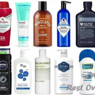 best moisturizing body wash for men