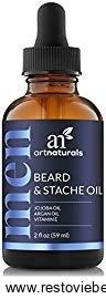 ArtNaturals beard oil 1