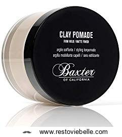 Baxter of California Clay Pomade, 2 fl- - the best pomade for men