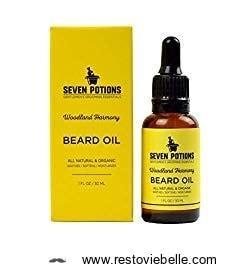 Beard Oil 1 fl oz by Seven Potions