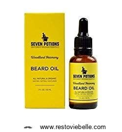 Beard Oil 1 fl oz by Seven Potions 1
