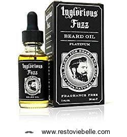 Beard Oil Inglorious Fuzz
