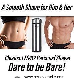 CLEARCUT ES412 PERSONAL SHAVER