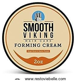Forming Cream for Men - High Hold & Matte Finish
