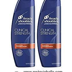 Head Shoulders Clinical Strength - Best Dandruff Shampoo For Men