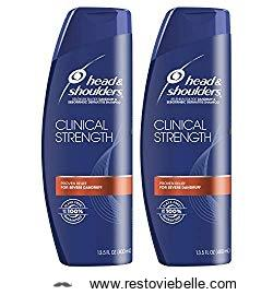 Head & Shoulders Clinical Strength Anti-dandruff Shampoo