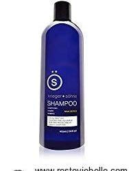 "K + S Salon Quality Mens Shampoo "" Tea Tree Oil Infused"