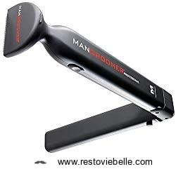 Mangroomer Professional Do-it-yourself Electric Back Shaver