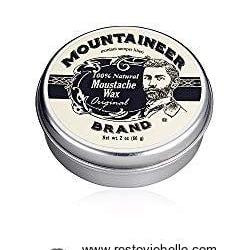 Mountaineer Brand 100% Natural Moustache Wax