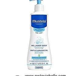 Mustela Gentle Cleansing Gel - Best Baby Gel