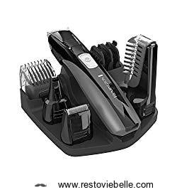 Remington PG525 Lithium Body Groomer Kit - Head to Toe