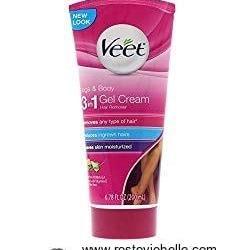 Veet Fast Acting Gel Cream Hair Removal