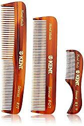 Kent Men s Handmade Comb, Set of 3