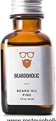 Beardoholic Natural Beard Oil
