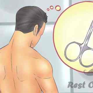 how to shave your pubic area
