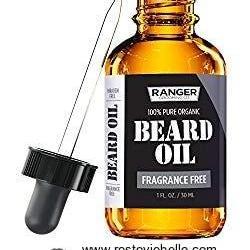 Leven Rose Fragrance-Free Beard Oil