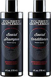 Polished Gentleman Shampoo and Conditioner