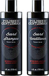 Polished Gentleman Shampoo and Conditioner