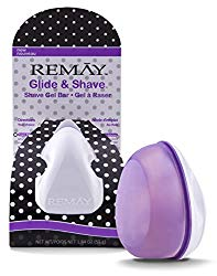 Remay Glide and Shave Gel Bar