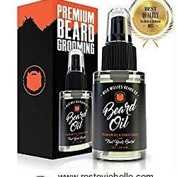 Wild Willie's Beard Elixir