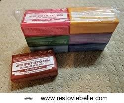 Dr- Bronner's Original Organic Castile Bar Soap 1