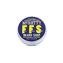 Natty's Face Forest Soap Beard Shampoo 1
