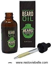 GROWTHER Beard Growth Oil 1