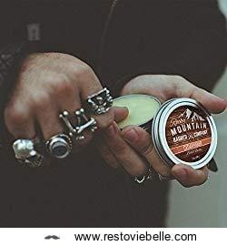 Rocky Mountain Barber Company Beard Balm 1