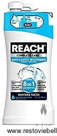 Reach Complete Care 8-In-1 Plus Whitening Mouth Rinse